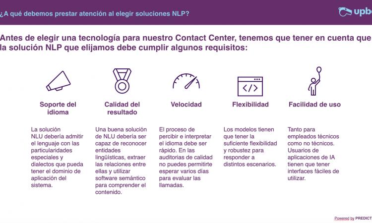 Webinar: Inteligencia Artificial y Aprendizaje Automático al alcance del Contact Center